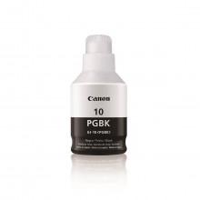 Tinta Canon GI-10BK Preto | Tanque de Tinta Mega Tank G6010 G7010 GM2010 GM4010 | Original 170ml