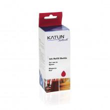 Tinta Compatível com Epson T504 T504320 Magenta   L4150 L4160 L6171 L6191 L6161   Katun Select 70ml