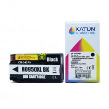 Cartucho de Tinta Compatível com HP 950XL Preto CN045AL | Officejet 251DW 276DW| Katun Business Ink