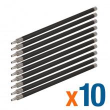 Kit 10 Rolo Magnético HP P1005 | CB435A | 435A | 35A | P1006 | Importado