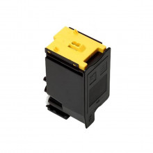 Toner Sharp MX-C30NTY Amarelo | MX250 MX300A MX300F MX300P MX300 | Katun Business Color 133g