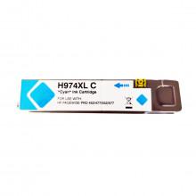 Cartucho de Tinta Compatível com HP 974XL L0R99AL Ciano | 452DN 477DW 552DW | Katun Business Ink