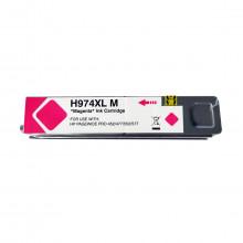 Cartucho de Tinta Compatível com HP 974XL L0R02AL Magenta | 452DN 477DW 552DW | Katun Business Ink