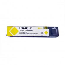 Cartucho de Tinta Compatível com HP 974XL L0S05AL Amarelo | 452DN 477DW 552DW | Katun Business Ink