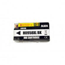 Cartucho de Tinta Compatível com HP 958XL L0R41AL Preto | 8710 8720 8210 7720 | Katun Business Ink