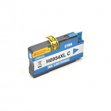 Cartucho de Tinta Compatível com HP 954XL L0S62AL Ciano | 8710 8720 8210 7720 | Katun Business Ink