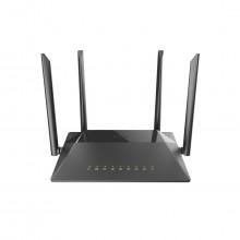 Roteador Wireless com 4 Antenas D-Link DIR-842 AC1200 TR-069 | 300Mbps + 867 Mbps