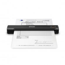 Scanner Epson WorkForce ES-50 Portátil de Documentos | Conexão USB até Tamanho A4