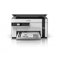 Impressora Epson M2120 EcoTank Multifuncional com Wireless