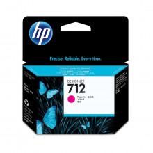 Cartucho de Tinta HP 712 3ED78A Magenta | Pacote com 3 unidades de 29ml cada | Original