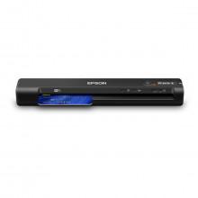Scanner Epson WorkForce ES-60W Portátil de Documentos | Conexão USB e Wireless