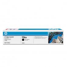 Toner HP CE310A CE310AB 126A | Preto | CP1025 | CP1025NW | CP1020 | CP1020NW | M175A | Original 1.2k