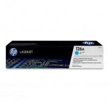 Toner HP CE311A | 126A | Ciano | CP1025 | CP1025NW | M175A | M175NW | CP1020 | CP1020NW Original HP