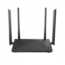 Roteador Wireless com 4 Antenas D-Link DIR-822+ AC1200 | 1200 Mbps