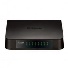 Switch D-LINK DES-1016A 200mbps com 16 Portas