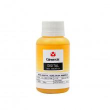 Tinta sublimatica Digital Sublidesk Amarelo | DS7006 | Gênesis 100g
