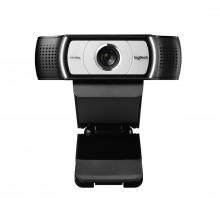 Webcam Logitech C930e HD | 1080P 30FPS 720P 30FPS | Preto