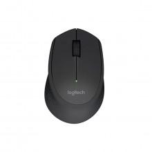 Mouse Wireless Sem Fio USB Óptico Logitech M280 910-004284 | Preto