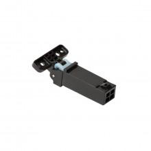 Dobradiça Plástica Samsung CLX3175 SCX4600 SL-M2070FW SL-M2885FW | JC97-03191A | Original