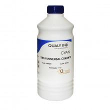 Tinta HP Universal Ciano Corante 919500001 | Qualy Ink 1kg