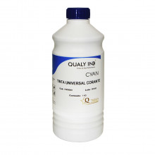 Tinta Brother Universal Ciano Corante 919500001 | Qualy Ink 1kg