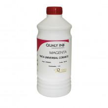Tinta HP Universal Magenta Corante 919600001   Qualy Ink 1kg