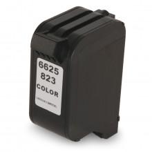 Cartucho de Tinta Compatível com HP 17 C6625A Colorido | Deskjet 710C Deskjet 840 | 27ml