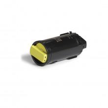 Toner Compatível com Xerox Amarelo C600 C605 | 106R03914 | Importado 10.1k
