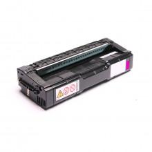 Toner Compatível com Ricoh Magenta   C250FW C301W   Importado 6.3k