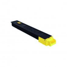 Toner Compatível com Kyocera TK-8327Y TK8327 Amarelo | Taskalfa 2551 CI | Business Color 317g