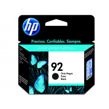 Cartucho de Tinta HP 92 | C9362WB | Preto | Original HP | 5ml