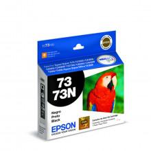 Cartucho de Tinta Epson T073120 T073 73N | Preto TX410 TX300F TX200 | Original 7ml
