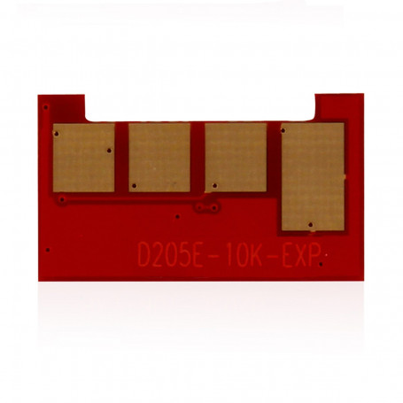 Chip Samsung MLT-D205E D205 | ML3710ND ML3710 SCX5637FR SCX5637 | 10.000 impressões