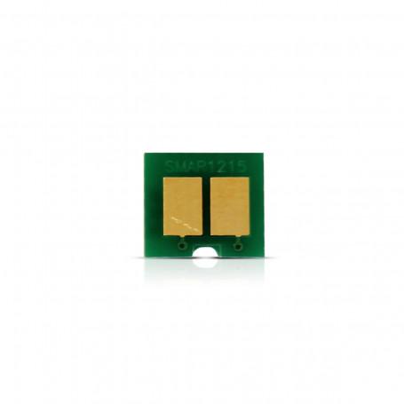 Chip HP CE322A Amarelo 128A | CM1415 CP1525 CM1415FN CM1415FNW CP1525NW | 1.400 impressões