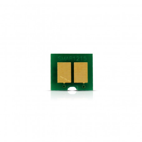Chip HP CB542A 542A 125A Amarelo | CP1215 CP1510 CP1515 CM1312 CP1518 | 1.400 páginas