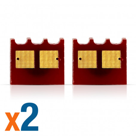 Kit 2 Chip HP CE285A P1102 | 1102 | 1210 | 1212 | 1130 | 1132 | CE285 | 85A | 1.500 páginas