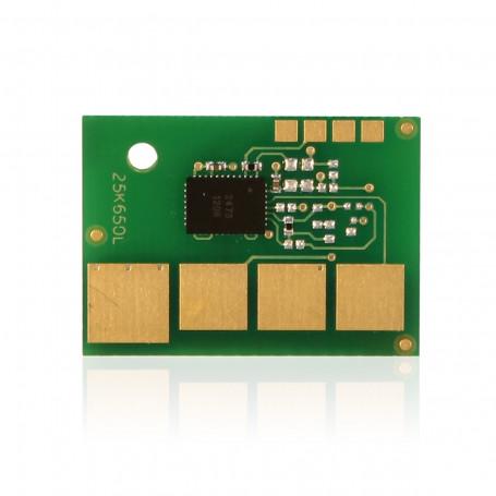 Chip Lexmark T650 T652 T654 T656 T650N T652DN T654DN T656DNE | T650H21L | 25.000 impressões