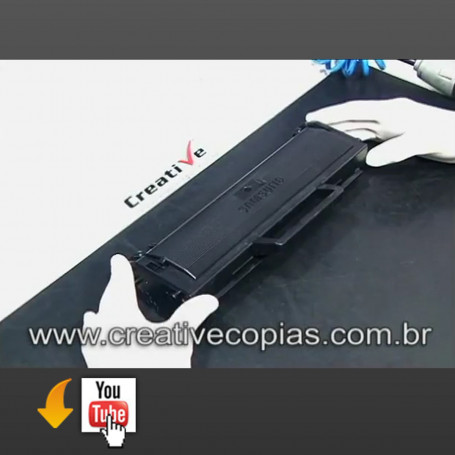 Video Recarga Toner Samsung ML1665 | ML1660 | ML1860 | ML1865 | SCX3200 | SCX3217 | D104S