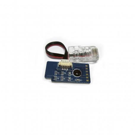 Chip para Toner Samsung SCX-D6555A 6555 | SCX-6555N SCX-6555NX SCX6545 | 25.000 impressões