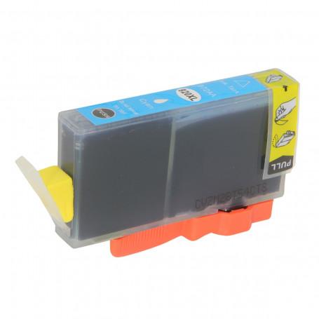 Cartucho de Tinta Compatível com HP 920XL 920 CD972AL Ciano   6500 Officejet 6000 7500A 13ml