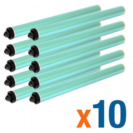 Kit 10 Cilindro HP P1005 CB435A | 435A | 35A P1006 | Importado
