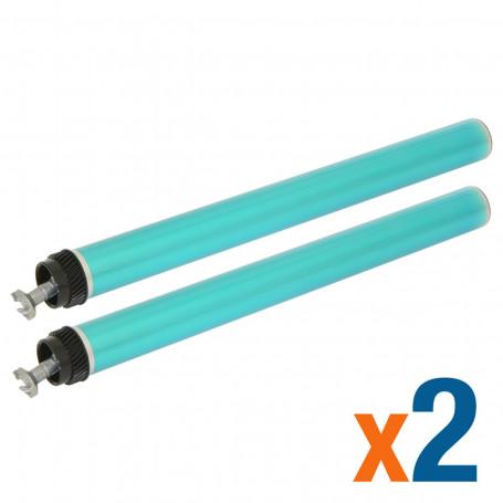 Kit 2 Cilindro HP CE505A | 505A | 05A | CE505X | 505X | 05X | P2035 P2035N P2055 P2055N | Importado