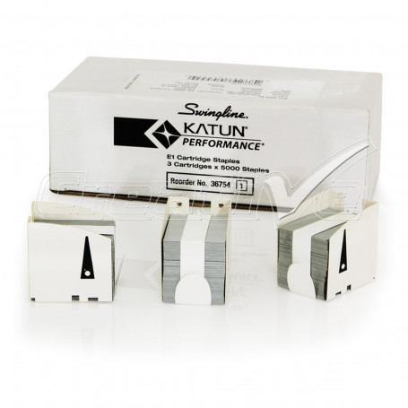 Cartucho de Grampos Sharp ARFN1 | ARFN3 | ARSS 2 | MXFN16 | SFS56 | ARFN12 | Katun Performance