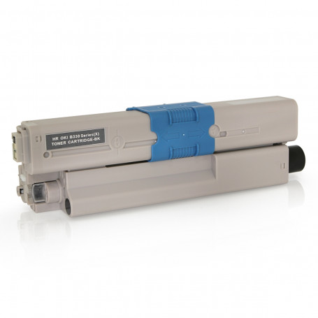 Toner Compatível com Okidata 469803 469801 Preto   C310 MC351 MC361DN C330 MC561   Importado 3.5k