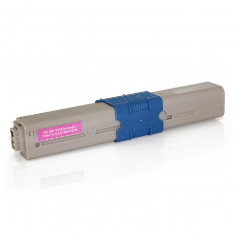 Toner Compatível com Okidata 469705 469702 Magenta   C310 MC351 MC361DN C330 MC561   Importado 2k