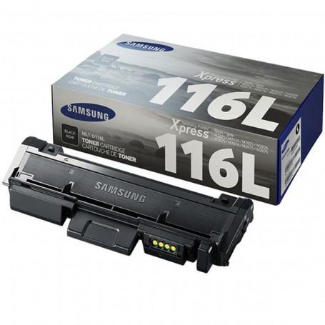 Toner Samsung MLT-D116L D116 116L | SL-M2885FW SL-M2835DW SL-M2825ND SL-M2875FD | Original 3k