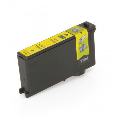 Cartucho de Tinta Lexmark 100XL Amarelo 14N1071 | Pro-905 Pro-805 Pro-705 205 | Compatível 11,5ml