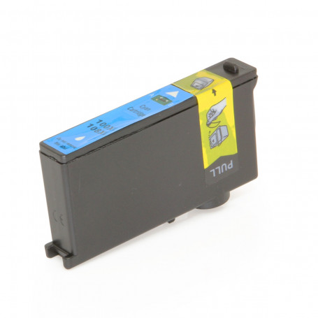Cartucho de Tinta Compatível com Lexmark 100XL 100 Ciano 14N1069 Pro-805 Pro-705 Pro-205 905 11,5ml