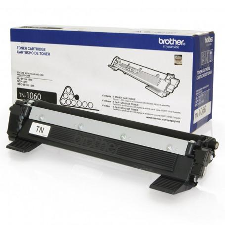 Toner Brother TN-1060 | DCP-1602 DCP-1512 DCP-1617NW HL-1112 HL-1202 HL-1212W | Original 1k