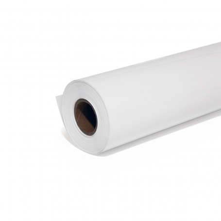Papel para Plotter Sulfite | 75g Rolo 610MM x 100M